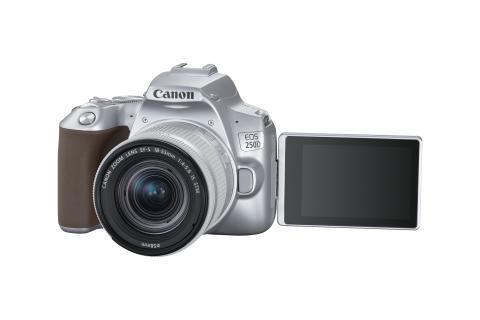 Canon EOS 250D Silver