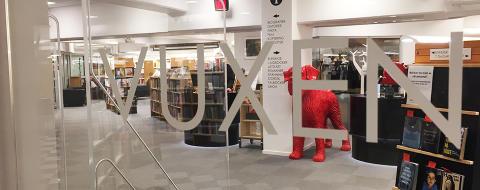 Karlshamns Stadsbibliotek slutar med självservice på vardagar
