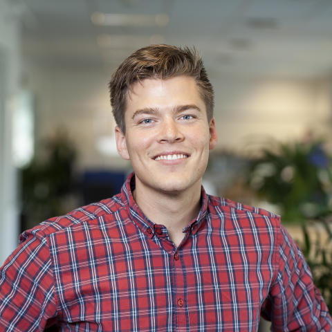 Daniel Jørgensen Eldon