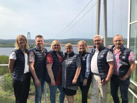Ny styrelse i Höga Kusten Destinationsutveckling.