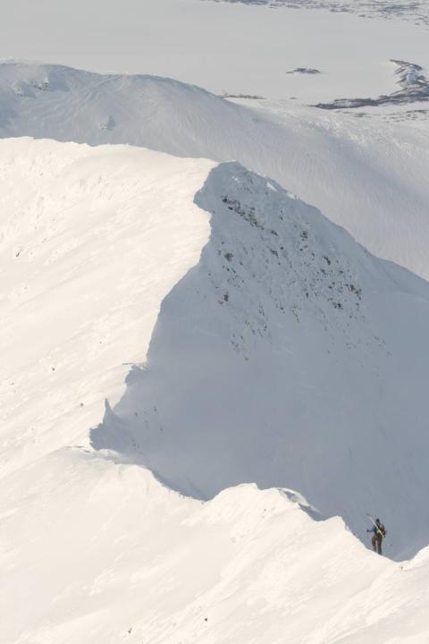Johan Ranbrandts blogg - Snö i mängder