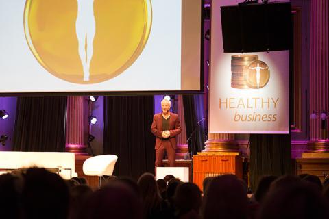 Se höjdpunkterna från Healthy Business 2015