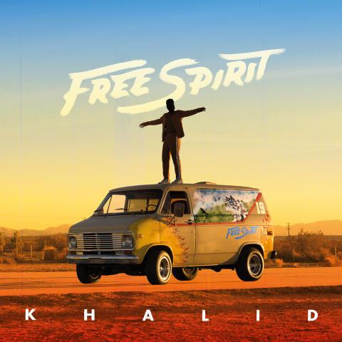 """KHALID SLÄPPER SITT ANDRA ALBUM """"FREE SPIRIT"""" IDAG"""