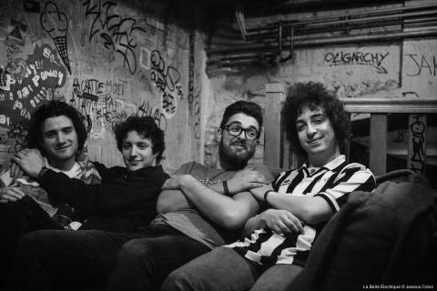 """JOHNNY MAFIA: French Post-Garage Punks Share New Single and Video for """"Big Brawl"""" 