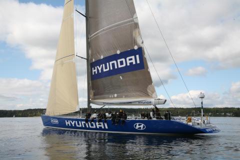Hyundaibåten 4
