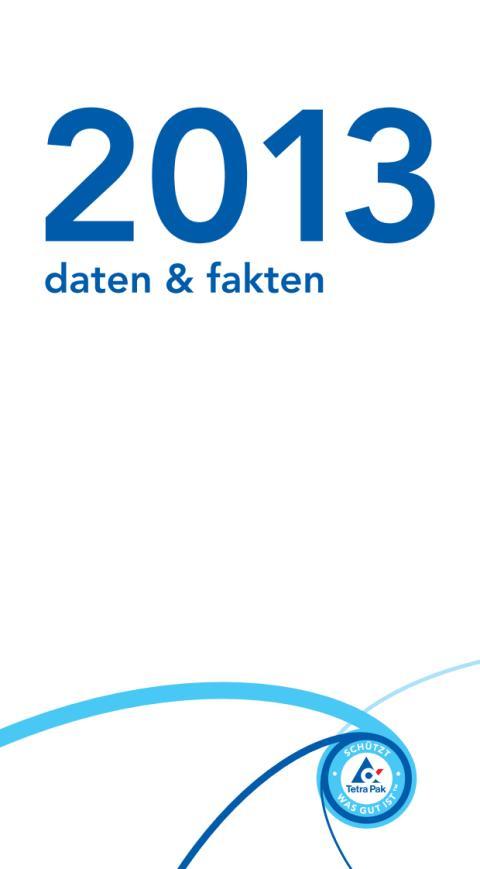 Daten und Fakten 2013