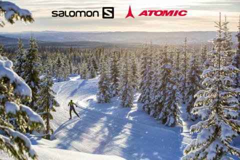 Nya generationen vallningsfria skidor från Salomon och Atomic - nu även för de yngre skidåkarna
