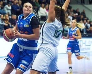 Moa Lundqvist Basket