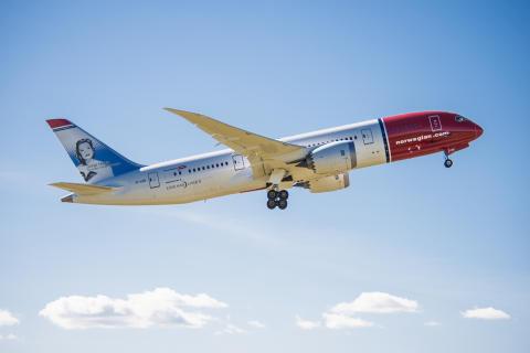 Norwegian åbner ny langdistancerute mellem København og Orlando