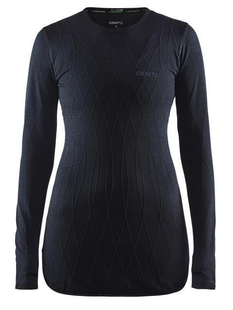 Active Comfort dress i färgen black solid