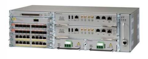 Cisco och TeliaSonera ger SUP46 100 Gbit/s mot Internet
