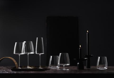MetroChic und MetroChic blanc – Exquisite Trinkgläser runden die hocheleganten Kollektionen ab