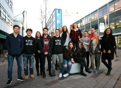 European students expand their horizons at Northumbria
