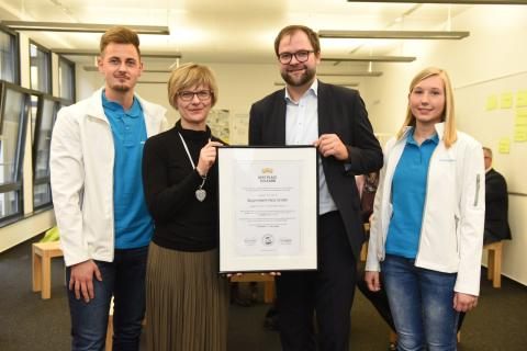 """Bayernwerk bleibt """"best place to learn"""""""