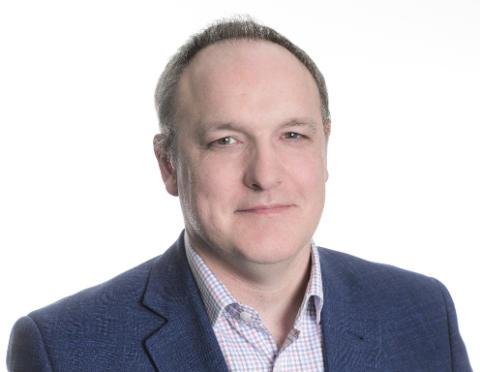 Intervju med Neil Thomas, affärschef inom Idogen