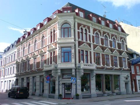 Hotel DUXIANA i Malmö, nu ett Petit Hotel City