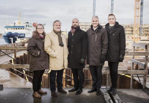 SeaU Helsingborg: första kongressen är bokad