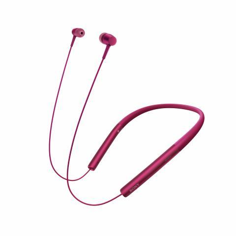 MDR-EX750BT von Sony_Bordeaux-Pink_02