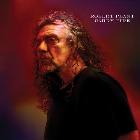 Robert Plant / Carry Fire / Artwork