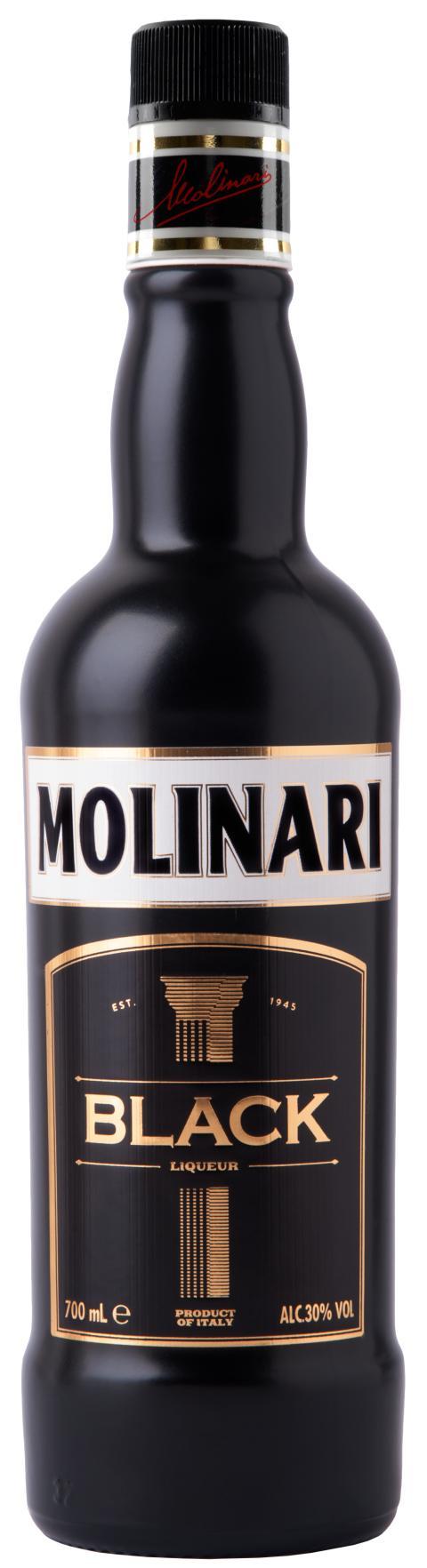 Mörk italiensk familjehemlighet: Molinari Black