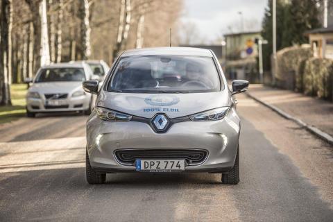 Hela Gröna Vägen: Andelen fossilfria fordon ökar i Fyrbodals kommuner