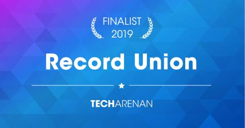 Record Union named one of the Nordic's foremost future companies
