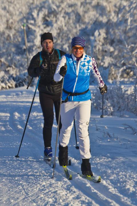 Cross Country Skiing, Jämtland Härjedalen