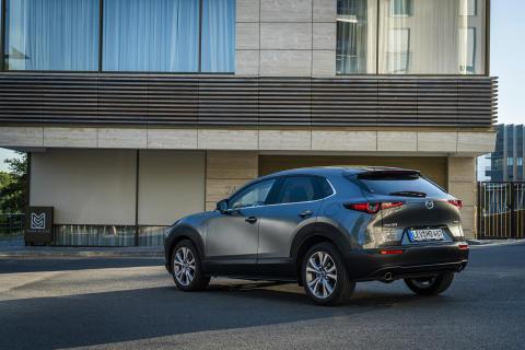 Mazda CX-30 i Machine Gray