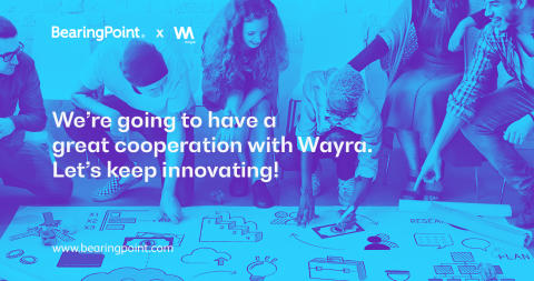 BearingPoint starts extensive cooperation with Wayra, the start-up and innovation hub of Telefónica