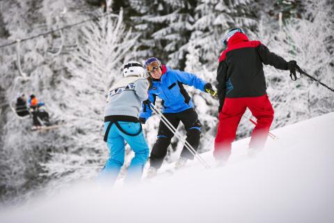Framtidsprojektet Alla på snö till Vallåsen tisdag, onsdag och torsdag!