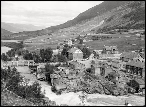 Lom i 1906.
