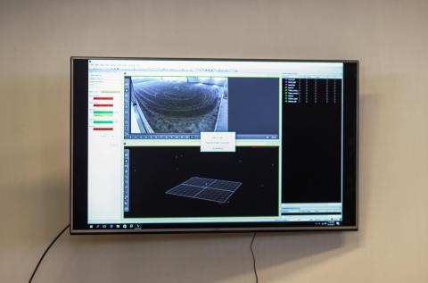 Q-Horse monitor