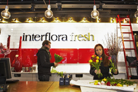 Interflora Fresh Floristkompaniet