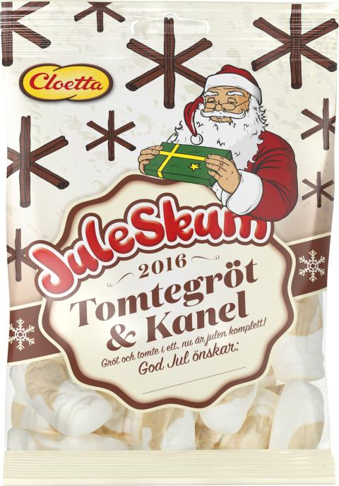 Juleskum 2016 Tomtegröt & Kanel - produktbild