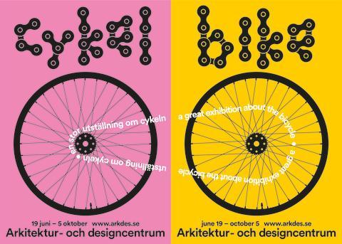 Nominerad Design S 2014, Grafisk Design: Cykel/Bike