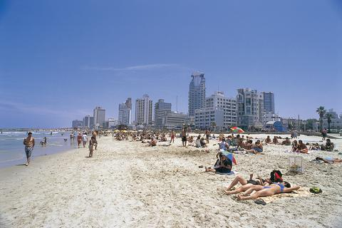 Trendiga Tel Aviv nytt resmål hos Ving
