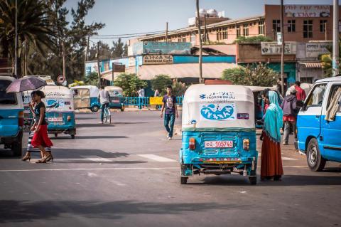Viva con Agua in Äthiopien