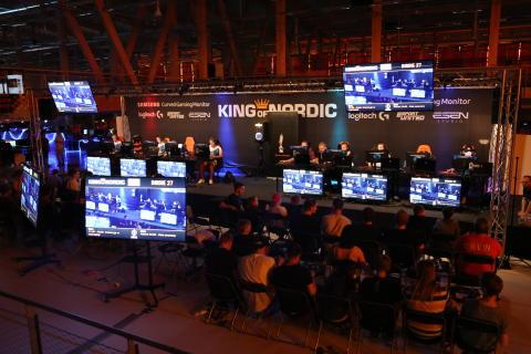 Kungsmässan arrangerar stort e-sportevent med några av Sveriges största e-sportprofiler på plats