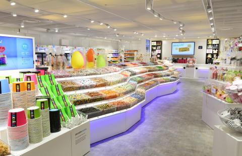 En butiksupplevelse utöver det vanliga - Hemmakväll testar nytt butikskoncept på Väla Centrum