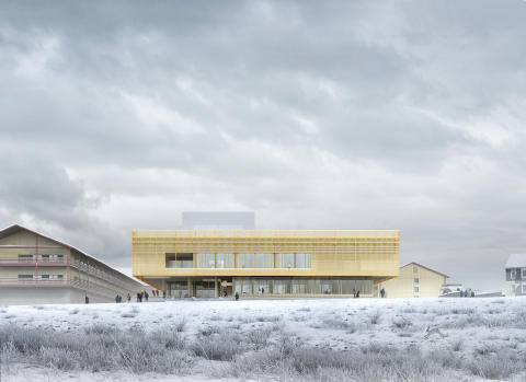 Psykiatrisk klinik i Nuuk