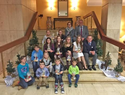 Weihnachtsschmaus für Kinder im Mercure Parkhotel Krefelder Hof