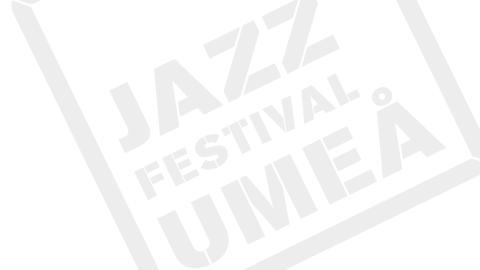Inbjudan till pressträff för Umeå Jazzfestival 2015