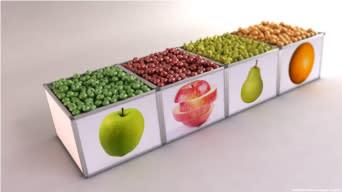 Deras butiksinnovation minskar tunga lyft i livsmedelsbranschen