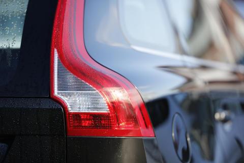 Het marknad för begagnade bilar trots färre försäljningar