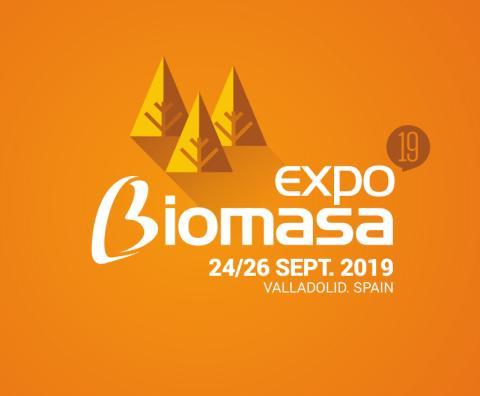 Meet us in September at Expo Biomassa in Valladolid