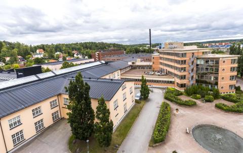 Alma Property Partners utvecklar fastigheter i Upplands Väsby i samarbete med ByggVesta