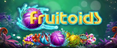 Yggdrasil släpper nu ännu ett spel – Fruitoids!