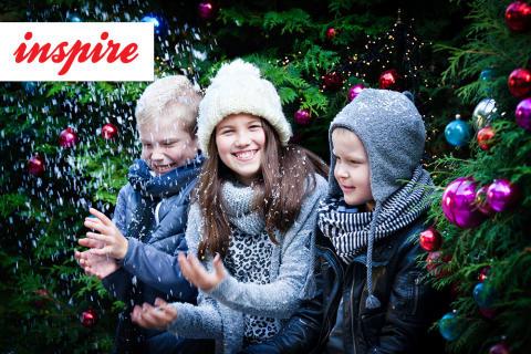 Näin onnistut: Talviset joulukorttikuvat ilman lunta!