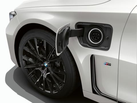 BMW Geneven autonäyttelyssä 2019