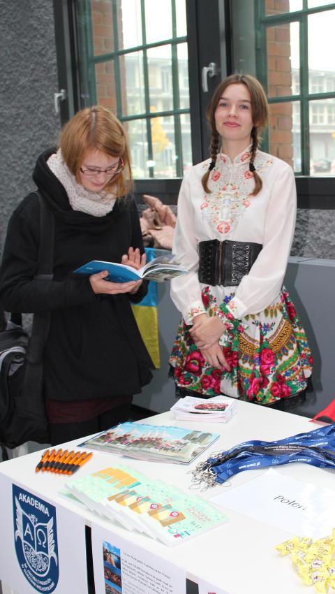 Internationaler Nachmittag am 27. Oktober 2016 an der Technischen Hochschule Wildau
